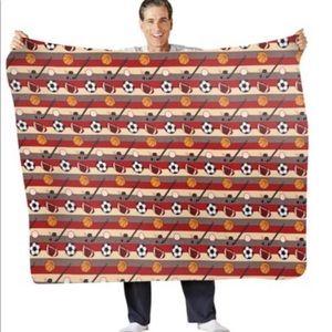 Sports Blanket